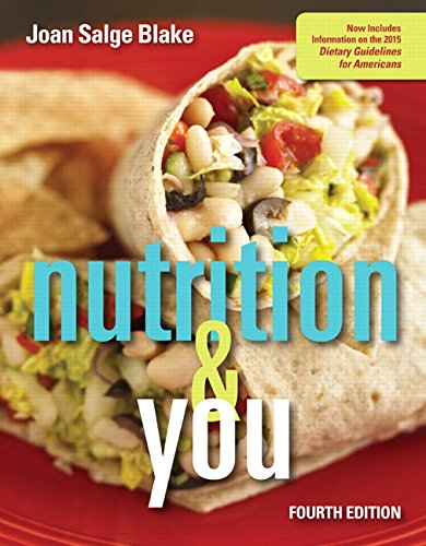 9780134167541: Nutrition & You (4th Edition)