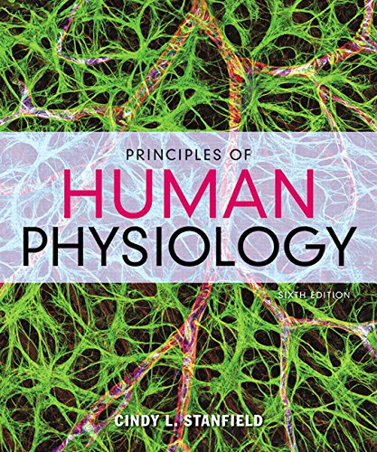 9780134169040: Principles of Human Physiology Plus Mastering A&P with Pearson eText - Access Card Package (6th Edition)