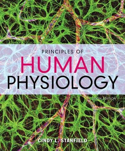 9780134169804: Principles of Human Physiology (6th Edition)