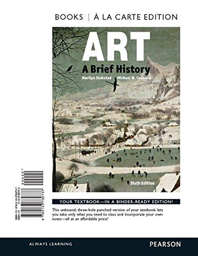 9780134174006: Art: A Brief History, Books a la Carte Edition Plus REVEL - Access Card Package (6th Edition)