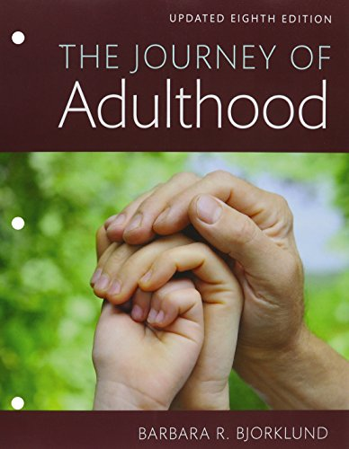 9780134174587: Journey of Adulthood , Books a la Carte Edition Plus REVEL -- Access Card Package (8th Edition)