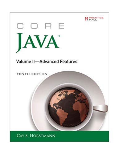 9780134177298: Core Java, Volume II--Advanced Features: 2