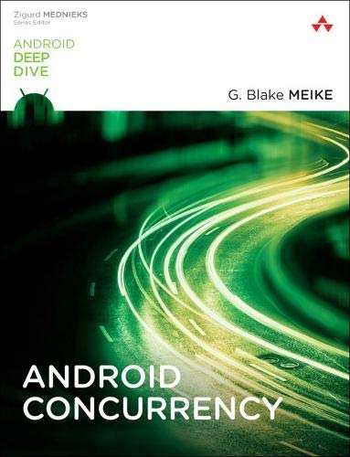 9780134177434: Android Concurrency (Android Deep Dive)