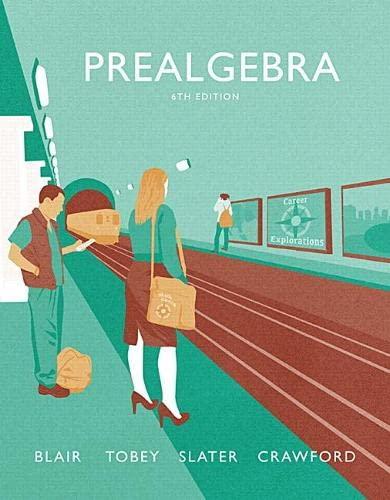 9780134179018: Prealgebra (6th Edition)