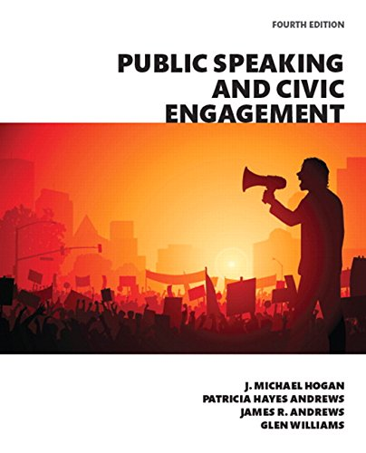 9780134184968: Public Speaking and Civic Engagement (4th Edition)
