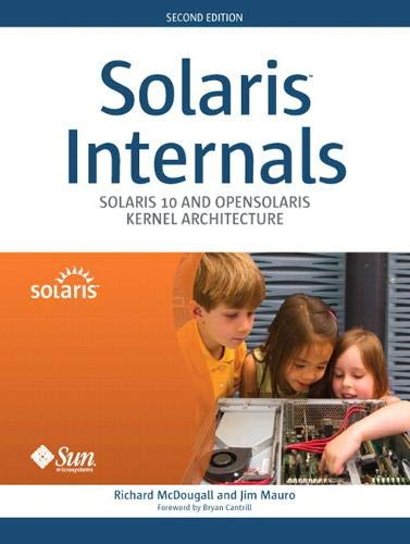 9780134185972: Solaris Internals: Solaris 10 and Opensolaris Kernel Architecture