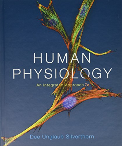 9780134188225: Human Physiology: An Integrated Approach; Modified Mastering A&P with Pearson eText -- ValuePack Access Card -- for Human Physiology: An Integrated Approach (7th Edition)