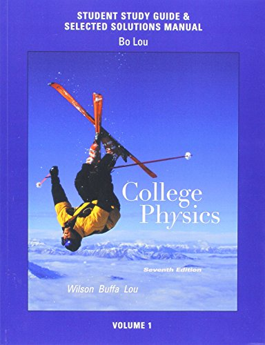 College Physics; MasteringPhysics with Pearson eText Student Access Kit for College Physics; Study ...