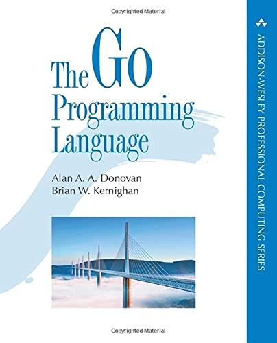 9780134190440: The Go Programming Language [Lingua inglese]