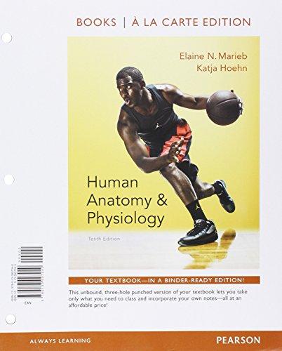 9780134191997: Human Anatomy & Physiology, Books a la Carte Edition ...