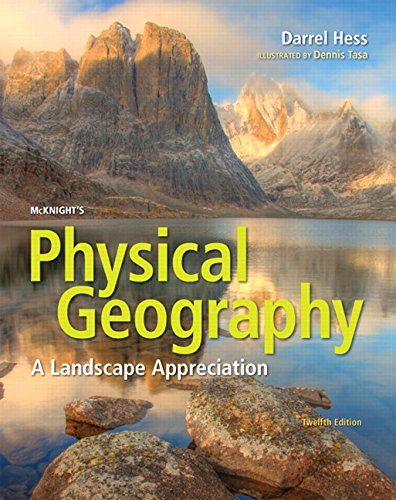 9780134195421: McKnight's Physical Geography: A Landscape Appreciation (12th Edition)