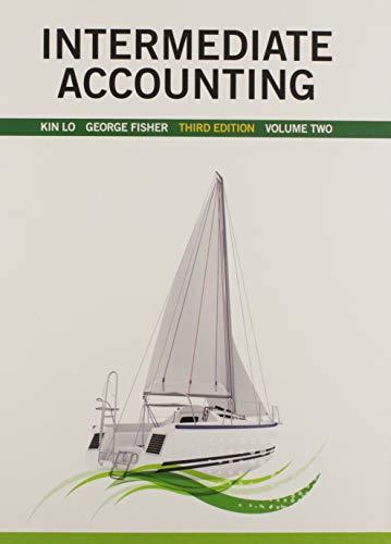 Intermediate Accounting, Vol. 2 Plus NEW MyAccountingLab: Kin Lo (Author),