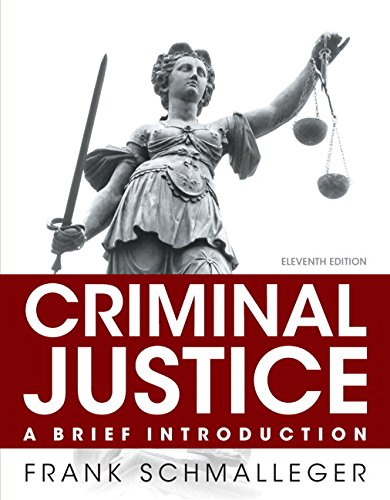 9780134206684: Criminal Justice: A Brief Introduction, Student Value Edition with MyLab Criminal Justice with Pearson eText -- Access Card Package (11th Edition)