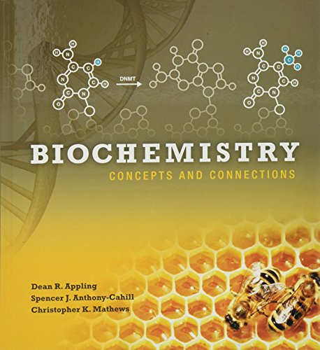 Biochemistry: Concepts and Connections; Modified MasteringChemistry with Pearson eText -- ValuePack...