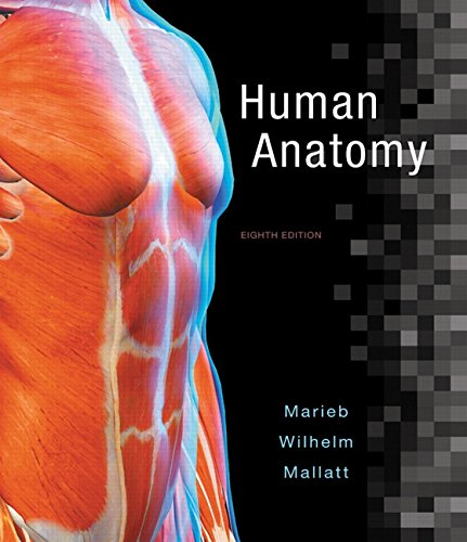 9780134215037: Human Anatomy 8th Ed. + A Photographic Atlas for Anatomy & Physiology