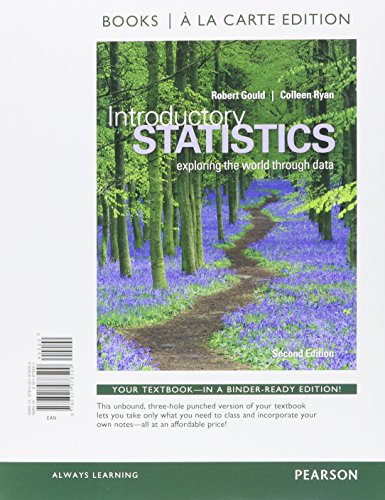 9780134216386: Introductory Statistics, Books a la Carte Plus NEW MyLab Statistics with Pearson eText - Access Card Package (2nd Edition)