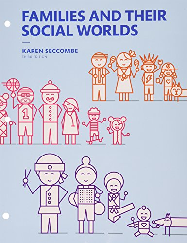 9780134224046: REVEL for Families and Their Social Worlds Books a la Carte Edition Plus REVEL -- Access Card Package (3rd Edition)
