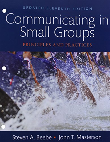9780134224053: REVEL for Communicating in Small Groups: Principles and Practices Books a la Carte Edition Plus REVEL -- Access Card Package (11th Edition)
