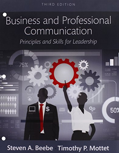 9780134224060: REVEL for Business and Professional Communication Books a la Carte Edition Plus REVEL -- Access Card Package (3rd Edition)