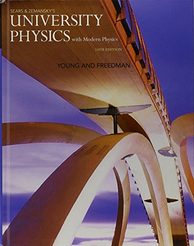 9780134225012: University Physics with Modern Physics and Modified Mastering Physics with Pearson eText & ValuePack Access Card (14th Edition)
