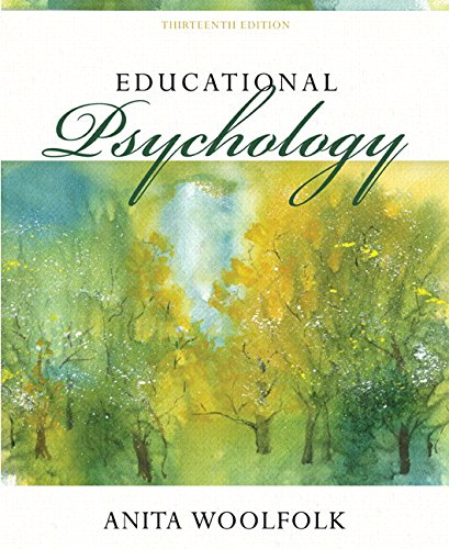 9780134229553: Educational Psychology with MyEducationLab with Enhanced Pearson eText, Loose-Leaf Version -- Access Card Package (13th Edition)