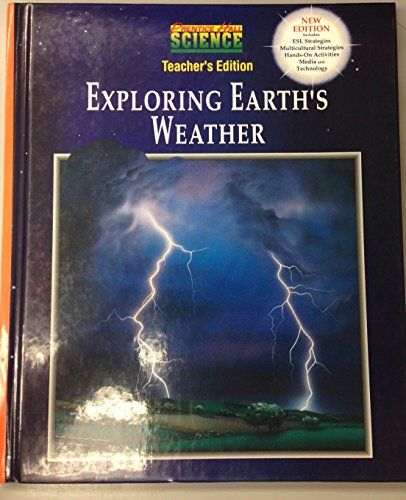 Exploring Earth's Weather (Prentice Hall Science): Anthea Maton; Anthea Maton