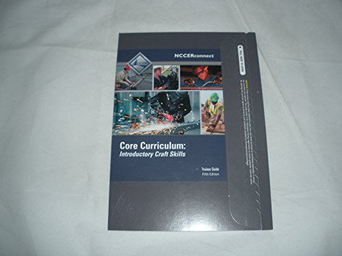 9780134235929: NCCERConnect 2.0 with Pearson eText -- Access Card -- for Core Curriculum Trainee Guide