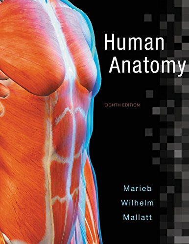 9780134243818: Human Anatomy (8th Edition)