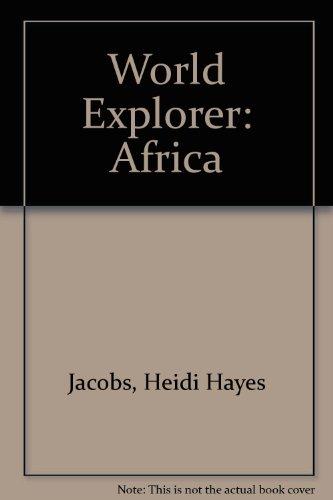 9780134249469: World Explorer: Africa