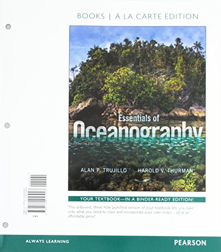 9780134253947: Essentials of Oceanography, Books a la Carte Edition (12th Edition)