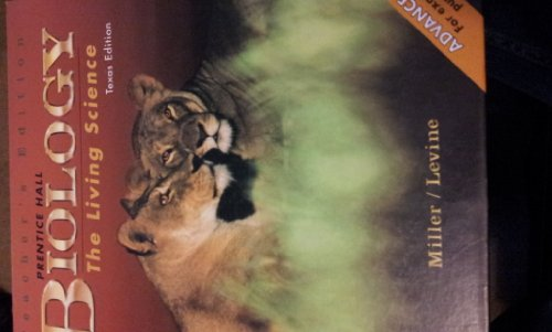 9780134260402: Prentice Hall Biology, the Living Science: Teachers Edition/Texas Edition