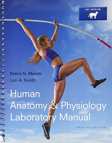 9780134263281: Human Anatomy & Physiology Laboratory Manual, Cat Version; Mastering A&P with Pearson eText -- Standalone Access Card -- for Human Anatomy & Physiology (12th Edition)