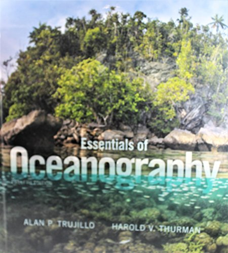 9780134267425: Essentials of Oceanography