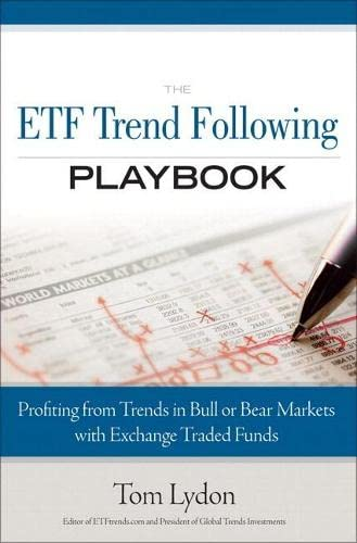 9780134268071: The Etf Trend Following Playbook: Profiting from Trends in Bull or Bear Markets With Exchange Traded Funds