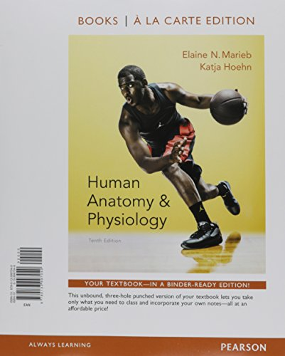 9780134271170: Human Anatomy & Physiology, Books a la Carte Edition, Modified MasteringA&P with Pearson eTest & Value Pack Access Card, InterActive Physiology ... Brief Atlas of the Human Body (10th Edition)