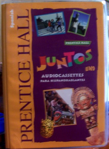 Juntos Uno-Para Hispanohablantes: Audiocassettes Set Of 3