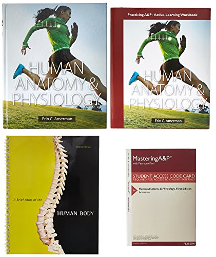 9780134272405 Human Anatomy Physiology Mastering Ap With
