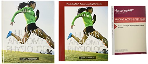 9780134272573: Human Anatomy & Physiology, MasteringA&P with Pearson eText -- ValuePack Access Card, Practicing A&P Workbook