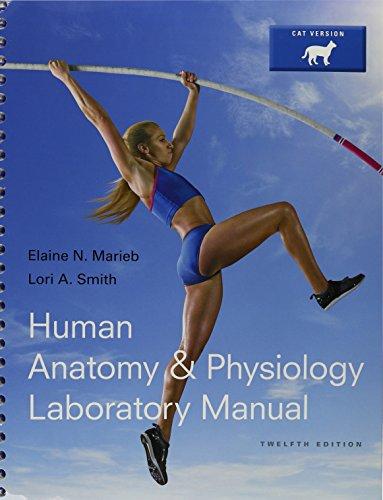 9780134272801 Human Anatomy Physiology Laboratory Manual Cat
