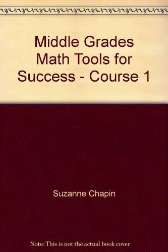 9780134276755: Prentice Hall Middle Grades Math: Tools for Success Course 1