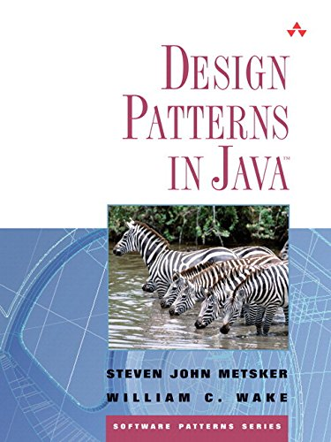 9780134277882: Design Patterns in Java (The Software Patterns Series)