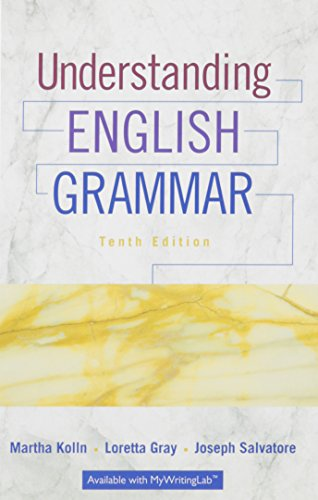 9780134279039: Understanding English Grammar; Exercise Book for Understanding English Grammar