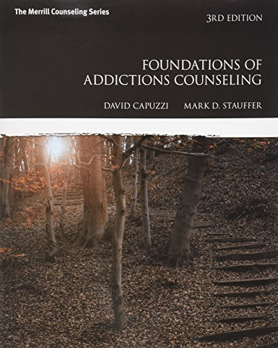 9780134280981: Foundations of Addictions Counseling with MyLab Counseling with Pearson eText -- Access Card Package (3rd Edition)