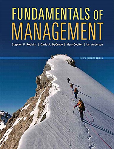 9780134283593: Fundamentals of Management, Eighth Canadian Edition Plus MyManagementLab with Pearson eText -- Access Card Package (8th Edition)