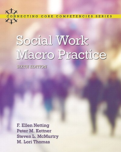 Social Work Macro Practice with Enhanced Pearson Etext -- Access Card Package (What's New in ...
