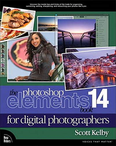 9780134290898: The Photoshop Elements 14 Book for Digital Photographers (Voices That Matter)