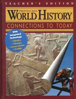 9780134291017: World History (connections to today)