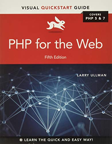 9780134291253: PHP for the Web: Visual QuickStart Guide (5th Edition)