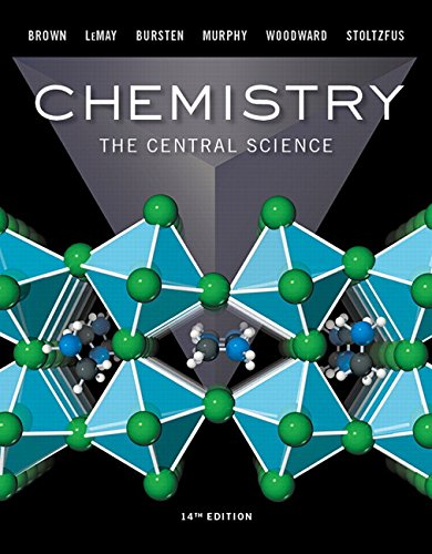 9780134292816: Chemistry: The Central Science Plus MasteringChemistry with Pearson eText -- Access Card Package (14th Edition)