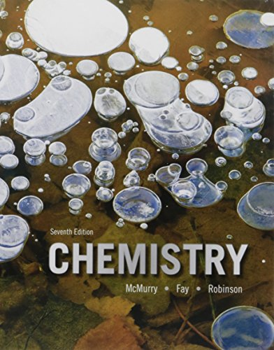 9780134294957: Chemistry; Modified MasteringChemistry with Pearson eText -- ValuePack Access Card -- for Chemistry (7th Edition)